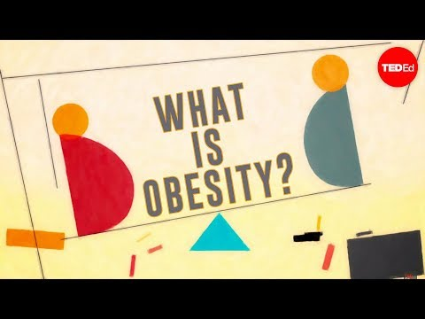 What is obesity Mia Nacamulli