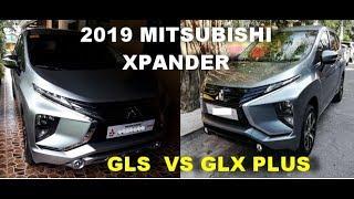 Mitsubishi Xpander GLS vs GLX Plus