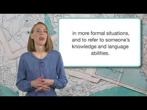Everyday Grammar: Tell, Say, Speak, Talk