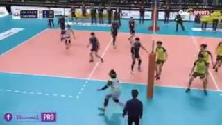 Funny video sport talent volly ball - lucu abis - LOL