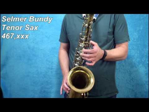 Xxx Mp4 Selmer Bundy Tenor Sax 467 Xxx 3gp Sex