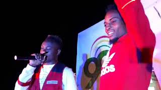 Fancy Gadam X Maccasio Rock Zaa Radio Thank You Street Carnival