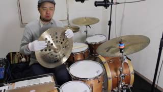 Zildjian (ジルジャン) K Custom Special Dry Trash China 18