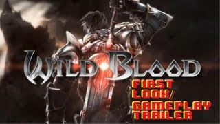 Wild Blood Gameplay Trailer with Commentary iPhone/iPod/iPad/Android