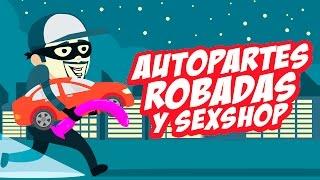 Joda Telefónica 2017: Autopartes Robadas y Sex Shop | Damian y El Toyo