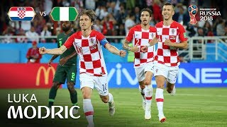 Luka MODRIC Goal - Croatia v Nigeria - MATCH 8