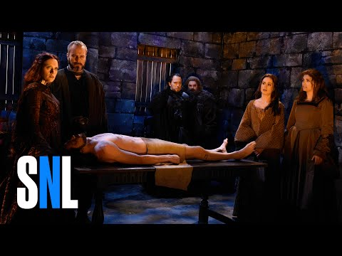 Game of Thrones: Jon Snow - SNL