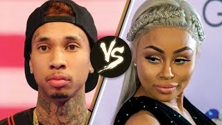 Blac Chyna GOES OFF on Tyga, Kylie Jenner AND Rob Kardashian in Child Support Dispute