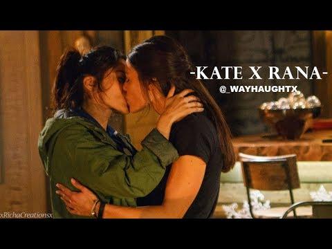 Kana || Kate x Rana Kisses || (So Far)