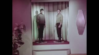 "The Roddenberry Vault Clip: ""Transporter Take"""