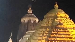 Flag Changing of  Sri Sri Jagannath Temple