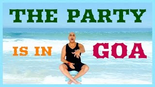 BABA SEHGAL - THE PARTY IS IN GOA