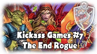 Kickass Games #7 feat. The End Rogue