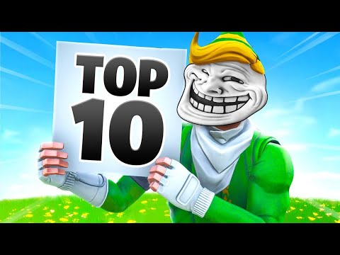 Lachlan s TOP 10 Fortnite Funny Moments