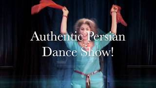 Authentic Persian Dance Show for Nowruz!