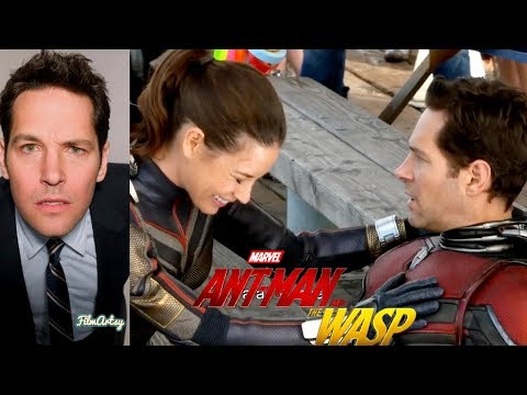 Download Lagu Paul Rudd Hilarious Bloopers and Gag Reel | Ant-Man & The Wasp Special MP3