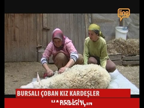 Bursa'lı Çoban Kız Kardeşler  05 Temmuz 2015