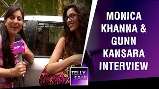 Monica Khanna And Gunn Kansara Talk About Their On-Screen Chemistry | Ishq Subhan Allah