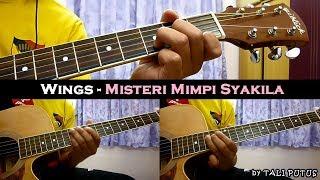 Wings - Misteri Mimpi Syakila (Instrumental/Full Acoustic/Guitar Cover)