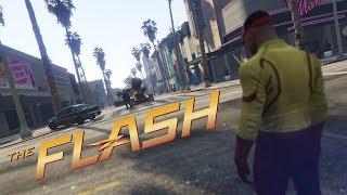 GTA 5:The Flash - Flashpoint (Season 3 Episode 1)