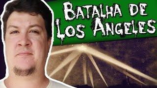 A Batalha de Los Angeles de 1942 - OVNI Bombardeado? ASSOMBRADO.COM.BR