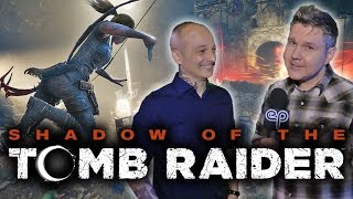 What to Expect from Shadow of the Tomb Raider! - Electric Playground Interview