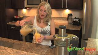 Orange Pineapple Mango Fruit Juice Recipe