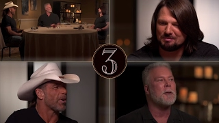 Table for 3 season premiere - Tonight after Raw on WWE Network