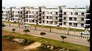 9988743698: 2/3 BHK Ind. Floor   JTPL CITY Sector 115 Kharar-Landran Highway