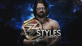 ● AJ Styles || Remember Me For Centuries || Tribute ► 2016 ᴴᴰ ●