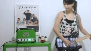 Juliana Vieira: Chop Suey - System of a Down (+ SOLO)