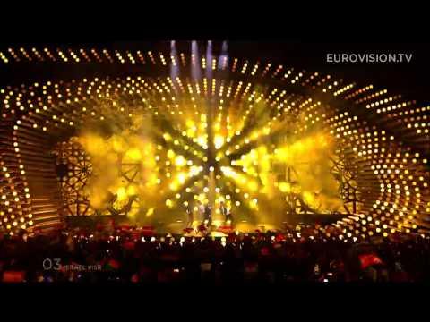 Nadav Guedj Golden Boy Israel LIVE at Eurovision 2015 Grand Final