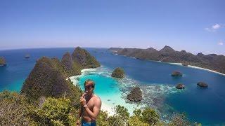 Traveling to Paradise - Raja Ampat Papua (Indonesia)