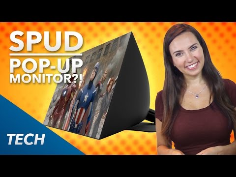 SPUD (Spontaneous Pop Up Display) Hands On