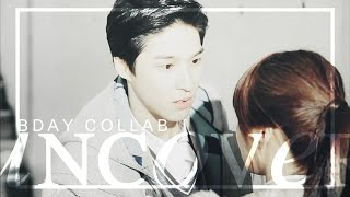 16 B-Day collab ❝ Uncover ❞