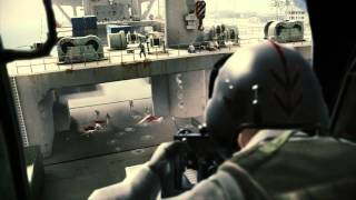 Ace Combat: Assault Horizon OST - Rio Hamamoto feat. Keiki Kobayashi -  Dogfight (long)