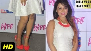 Prarthana Behere Flaunts HOT Legs at Mitwaa Marathi Movie Music Launch
