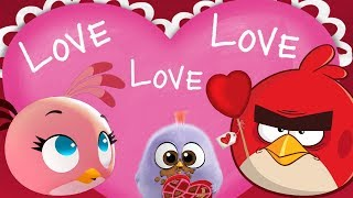 Angry Birds Valentine's Compilation - Love is in the air!