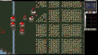 Red Alert 1 HD - CnCNet Tournament FINAL round - ehy vs Naughty - ribbon 1280 720 ra1 Online