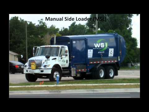 TYPES OF GARBAGE TRUCK 2