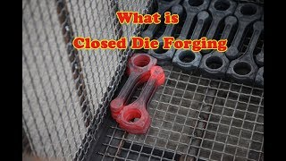 good introduction of closed die forgings technology