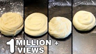 Lachha Paratha || Multi- Layered Bread || Lachha Dar Paratha recipe by (cook with Madeeha)