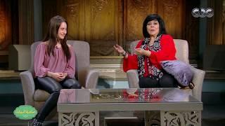 صاحبة السعادة | الفنانة رضوي خالد تتحدث عن بدايتها الفنية  وأول مشاركة مع الزعيم