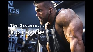 Iron Rebel: Luke Sandoe - The Process.. Episode 1