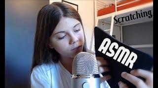 ASMR - Scratching (Merci 2000 abo)