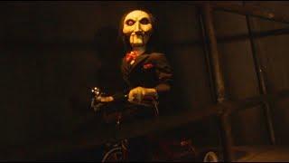 SAW: The Games of Jigsaw maze Halloween Horror Nights 2017, Universal Studios Hollywood