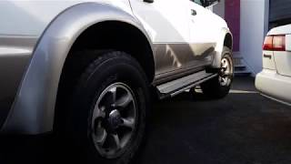 How to Check 4x4 on Mitsubishi Challenger after fixed the Problem