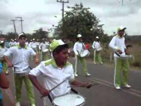 Banda estudantil de Buritirana MA 2011.