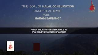 One Of The Most Powerful Acts of Worship Is How You Earn & Spend On
