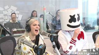 Marshmello & Anne-Marie Talk About Their New Song